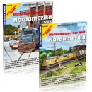 "Sparpaket 2 ""Modellbahnen der Welt - Nordamerika"""