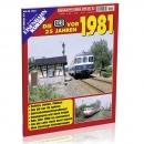 Die DB vor 25 Jahren - 1981