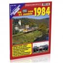 Die DB vor 25 Jahren - 1984