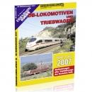 DB-Lokomotiven und Triebwagen 2007