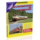 DB-Lokomotiven und Triebwagen 2011