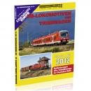 DB-Lokomotiven und Triebwagen 2012