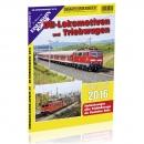 DB-Lokomotiven und Triebwagen 2016