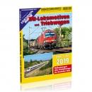 DB-Lokomotiven und Triebwagen 2019