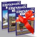 "Eisenbahn-Kurier ""Testgeschenk"""