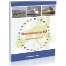 Eisenbahnatlas Europäische Union