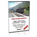 DVD - MOB-/MVR-Linien und Blonay-Chamby