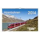Alpenbahnen 2014