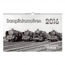 Dampflokomotiven 2016