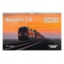 Baureihe 218 - 2020