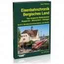Eisenbahnchronik Bergisches Land - Band 2