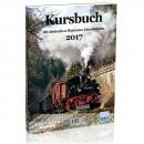 Kursbuch der deutschen Museums-Eisenbahnen - 2017