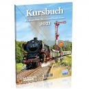 Kursbuch der deutschen Museums-Eisenbahnen - 2021