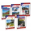 """DVD - Jubiläumspaket 7 """"Alpenbahnen"""""""