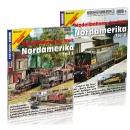 "Sparpaket 3 ""Modellbahnen der Welt: Nordamerika 5 + 6"""