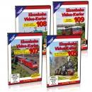 Eisenbahn Video-Kurier 105, 107, 108 und 109
