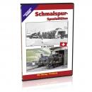 DVD - Schmalspur-Spezialitäten in der Schweiz