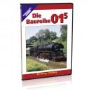DVD - Die Baureihe 01.5