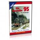 DVD - Die Baureihe 95