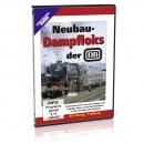 DVD - Neubau-Dampfloks der DB