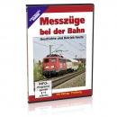 DVD - Messzüge bei der Bahn