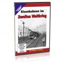 DVD - Eisenbahnen im Zweiten Weltkrieg