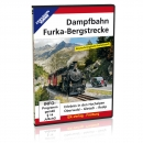 DVD - Dampfbahn Furka-Bergstrecke