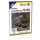 DVD - 50 Jahre Schnellfahrlok 18 201