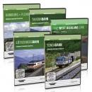DVD - Sparpaket: 5 Führerstandsmitfahrten