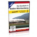 DVD - Die Eisenbahn in Baden-Württemberg damals 2