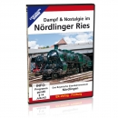 DVD - Dampf & Nostalgie im Nördlinger Ries