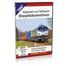 DVD - Giganten auf Schienen - Diesellokomotiven