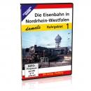 DVD - Die Eisenbahn in Nordrhein-Westfalen - damals, Teil 1