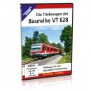 DVD - Die Triebwagen der Baureihe VT 628
