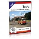 DVD - Tatra - Straßenbahnen für den Ostblock