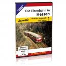 DVD - Die Eisenbahn in Hessen - damals