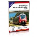 DVD - Die elektrischen Nahverkehrstriebzüge der DB