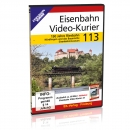 DVD - Eisenbahn Video - Kurier 113