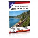 DVD - Mit der Bahn durch das Obere Mittelrheintal