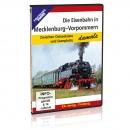 DVD - Eisenbahn in Mecklenburg-Vorpommern - damals
