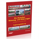 Die deutschen Reisezug- und Güterwagen Folge 34