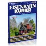 Eisenbahn-Kurier 9/2018