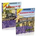 Sparpaket 1: Modellbahnen der Welt - Nordamerika