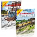 Sparpaket 2: Modellbahnen der Welt - Nordamerika