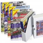 Miniatur Wunderland: 7er Sparpaket + Sammelbox