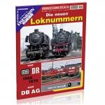 Die neuen Loknummern von DB, DR und DB AG