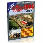 Die DB vor 25 Jahren - 1994 Ost