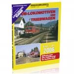 DB-Lokomotiven und Triebwagen 2006