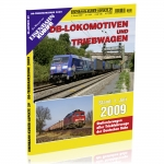 DB-Lokomotiven und Triebwagen 2009