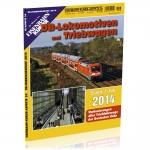 DB-Lokomotiven und Triebwagen 2014